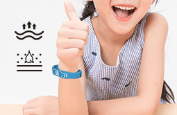 RS-AW005 RFID Silicone Wristband-2