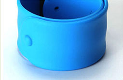 RS-AW046 Flexible Slap Silicone NFC Wristband