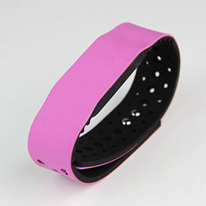 Writable NFC Bracelets Passive Silicone RFID Wristband Supplier