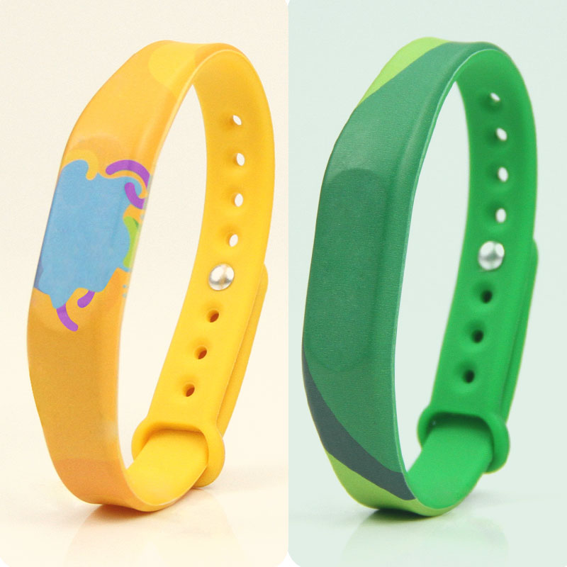 What Chips Can Be Used For NFC Silicone Wristband?