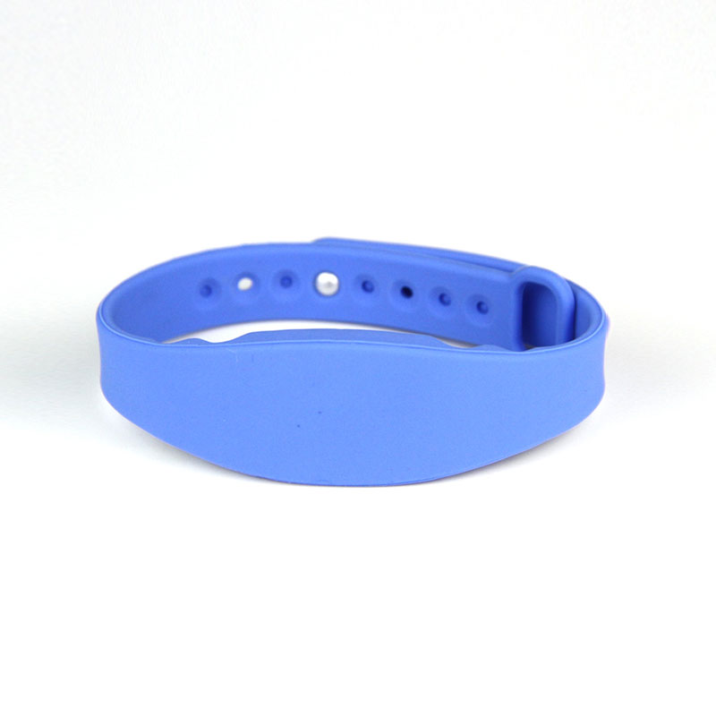 Passive 13.56MHz MIFARE Ultralight EV1 RFID Wristband Manufacturer
