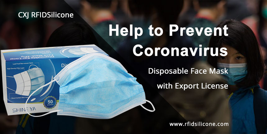 CXJ Supplies Disposable Face Mask Help to Prevent Coronavirus