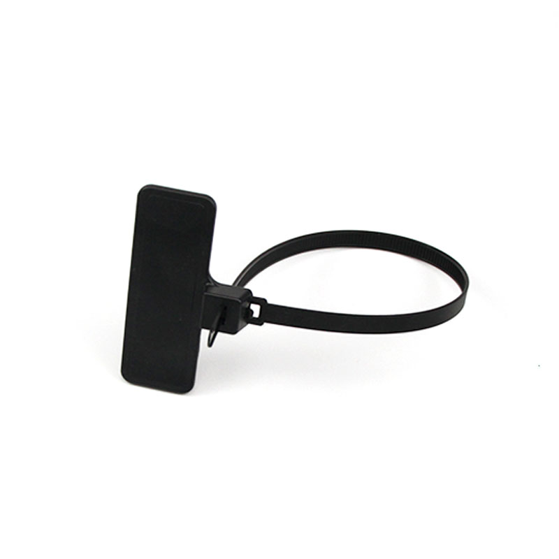 RFID Nylon Cable Zip Tie UHF Tie Tag For RFID Asset System