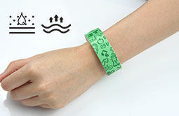 Wholesale Wearable RFID Leather Bracelet RS-LW003