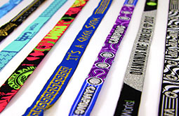 Unbeatable sharpness full-color printing on the cloth strap